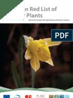 European Red List of Vascular Plants