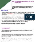 EPF&MP Act