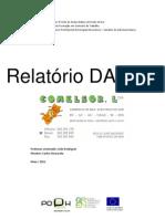 Relatório de Formação e Contexto de Trabalho 2010/2011