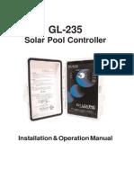 Goldline Solar Controller