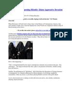 Soft Islamic US Conquest