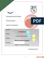 Manual Practicas Instrumentacion
