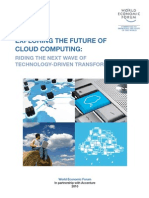 Exploring the Future of Cloud Computing