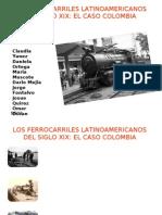 historia de los ferrocarriles en colombia