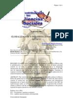 Globalizacion y Desarrollo Regional en Mexico