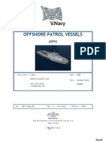 Piracy Offshore Patrol Vessel Asymetric Threat Trafficking