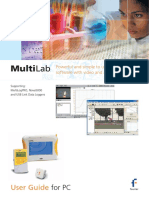 MultiLab User Guide