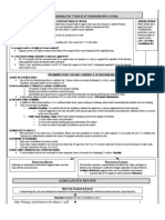 Must Print Summary Outline