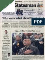 Nov 12, 2011, Idaho Statesman Front Page