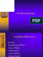 Profile Generator