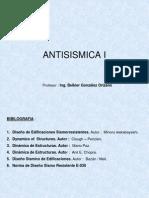 CLASE Nº 01 antisismica I