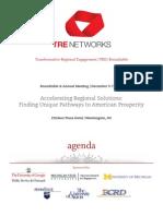 TRE Annual Roundtable Agenda 2011