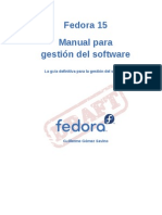 Fedora 15 0.1 Software Management Guide Es ES