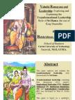 Microsoft Power Point - Ramayana (International Sanskrit Confere