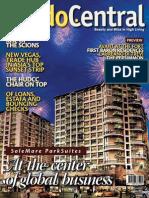 Condo Central November 2008 Cover
