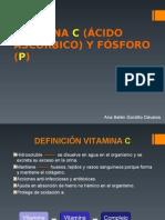 Vitamina C y Fósforo