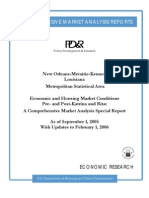 Comprehensive Market Analysis Reports - New Orleans, Louisiana