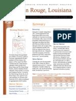 Comprehensive Market Analysis Reports - Baton Rouge, Louisiana