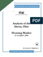 Comprehensive Market Analysis Reports - Akron Ohio