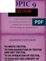 Presentation Mate Vector