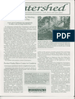 Spring 1995  Watershed Newsletter, Cambria Land Trust