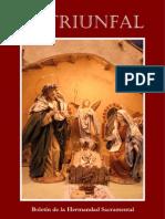Boletin Hermandad Sacramental Triunfal