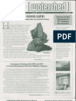 Fall 2003 Watershed Newsletter, Cambria Land Trust