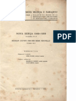 Glasnik Zemaljskog Muzeja 1949.-1950./n.s.4-5(1)