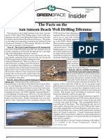 February 2007 Greenspace Insider, Cambria Land Trust