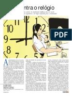 p165 Artigo Telemarketing Contra o Relogio