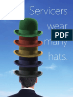 MORTGAGE SERVICERS WEAR MANY HATS!! ---MBA s National Mortgage Servicing Conference and Expo 2012