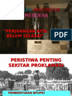 Bab 11 - Sejarah - Proses Indonesia Merdeka