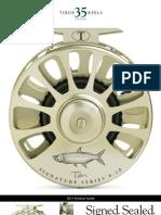 Fishing Reels Tibor Catalog