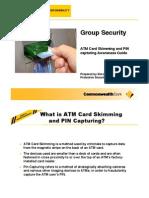 Atm Skimmer Presentation