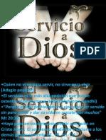 Servicio a Dios
