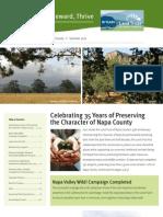 Summer 2011 Napa County Land Trust Newsletter