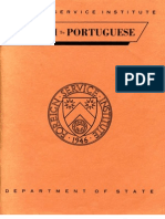 FSI From Spanish to Portuguese