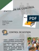 Funcion de Control