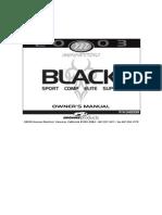 2003 Black Owners Manual