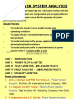 Introduction to Power System Analysis