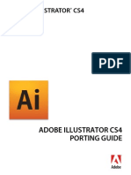 Adobe Illustrator CS4 Porting Guide