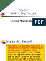 Sesion 6_2 Diseño - Análisis Arquitectural