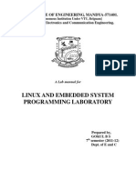 Linux Lab Manual,PESCE