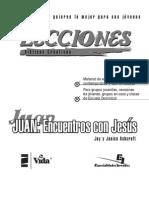 Lecciones Bíblicas Creativas - JUAN Encuentros Con Jesus
