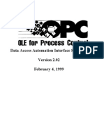 Op CD at a Access Automation Standard