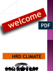 HRD CLIMATE PPT