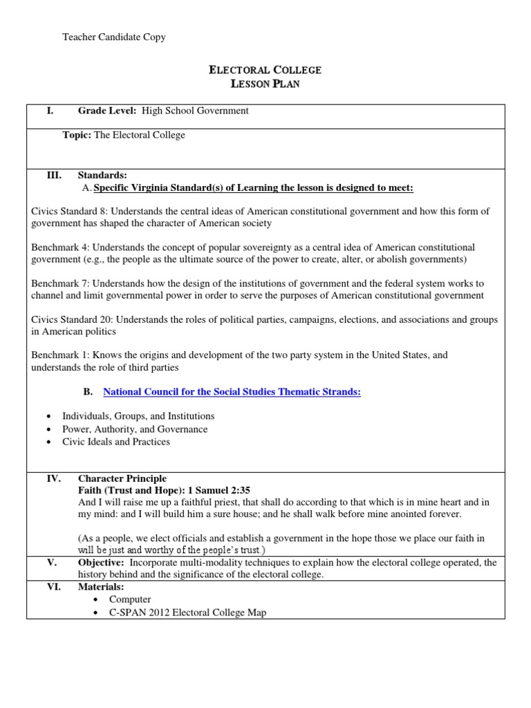 Quiz Assessment Worksheet on Political Parties, Voting, Elections ...