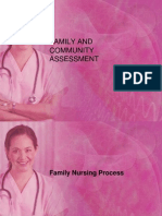 Family and Community Assessment