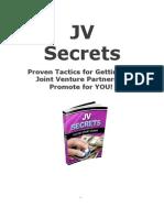 Jv Secrets