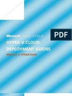 HVC Deployment Guides Module 3-Operations